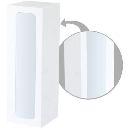 Aldex Klip kinkiet 1-punktowy biały 734c / czarny 734c/1 (5904798629861)
