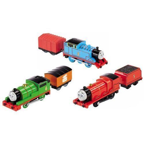 Zabawka fisher price tomek i przyjaciele trackmaster lokomotywki podstawowe marki Mattel