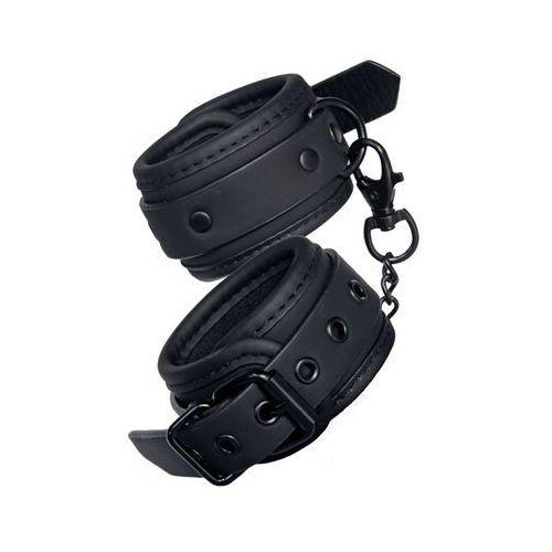 Eleganckie kajdanki na ręce z klamrami blaze handcuffs 670599 marki Dream toys