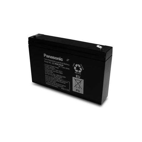 Akumulator AGM Panasonic LC-R 067R2 6V 7.2Ah T1 - sprawdź w wybranym sklepie