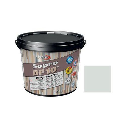 Fuga cementowa df10 jasny szary 2.5 kg marki Sopro