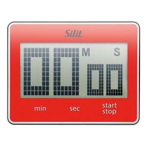 Silit - Minutnik cyfrowy Attimo - czerwony