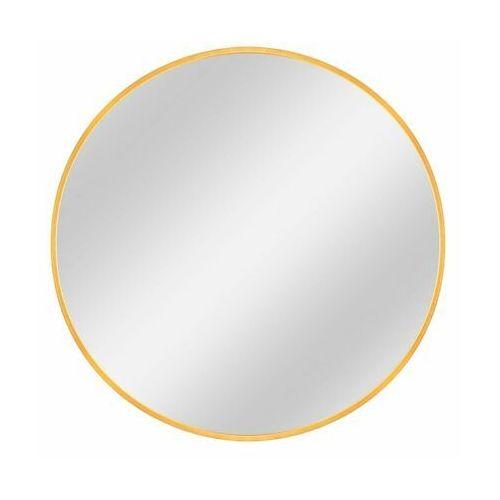 Lustro bez oświetlenia nico gold 60 marki Dubiel vitrum