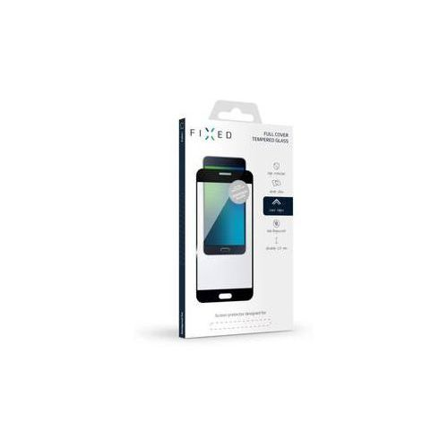 Szkło ochronne FIXED Full-Cover pro Huawei P10 Lite (FIXGF-194-033BK) Czarne, kolor czarny