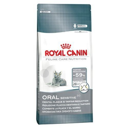 Karma Royal Canin Cat Food Oral Sensitive 30 Dry Mix 8kg - 3182550721622 (3182550721622)