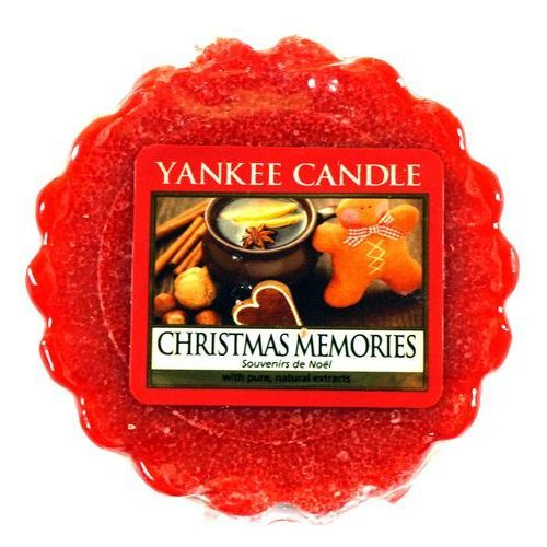 Wosk zapachowy - Christmas Memories - 22g - Yankee Candle
