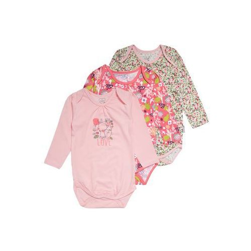 Gelati Kidswear A WOODLAND 3 PACK Body rose/multicolor (4042494315594)