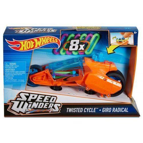 Autonakręciak i motocykle, pomarańczowy