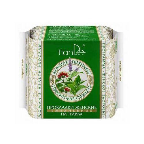 TianDe Wkładki higieniczne Nefrytowa świeżość na bazie ziół 20szt. 61914 (6921336330781)