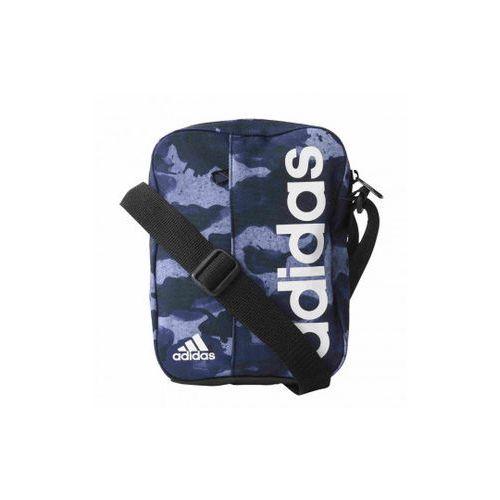adidas Performance Torba na ramię blue (4057289557554)