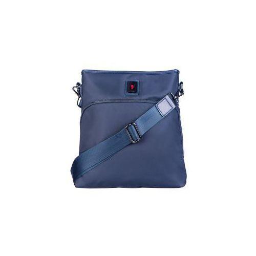 PUCCINI torba listonoszka uniwersalna model BN8011 materiał nylon, BN8011