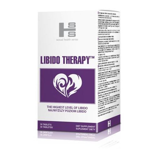 Libido therapy najwyższy poziom libido 30 tab. | 100% dyskrecji | bezpieczne zakupy marki Shs