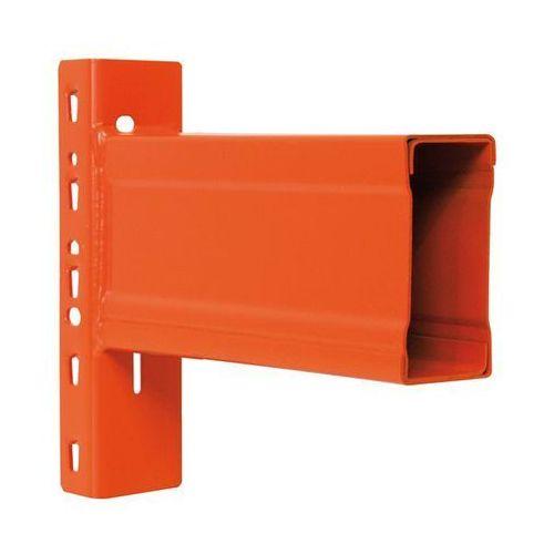 Gebrüder schulte Podpora, pozioma, długość 2225 mm, 1 para, typ profilu 100 / 40x1,5 mm. elementy