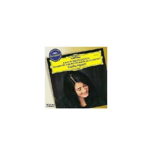Universal music / deutsche grammophon Bach: tocatta, partita, english suite (0028946360422)