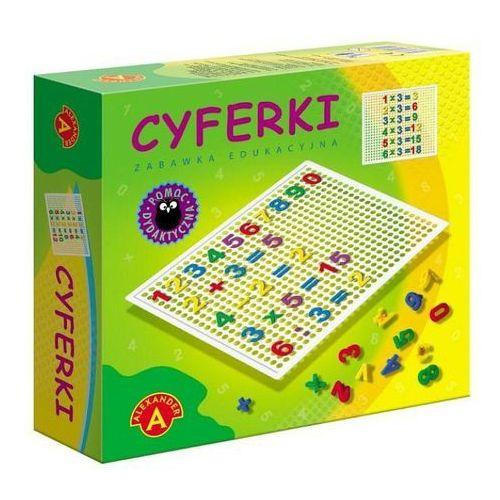 Alexander Cyferki w pudełku