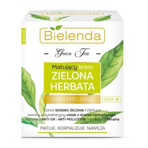 Matujący krem na dzień Zielona Herbata 50ml Bielenda (5902169025960)