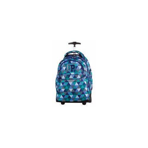 Coolpack plecak rapid 36l na kółkach prism marki Patio