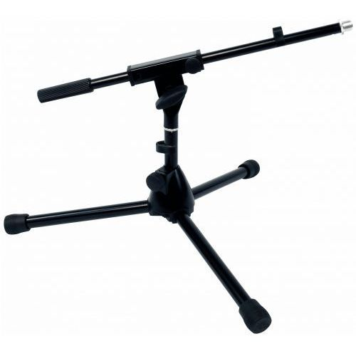 Rockstand 20760 b statyw mikrofonowy, niski 30cm, czarny
