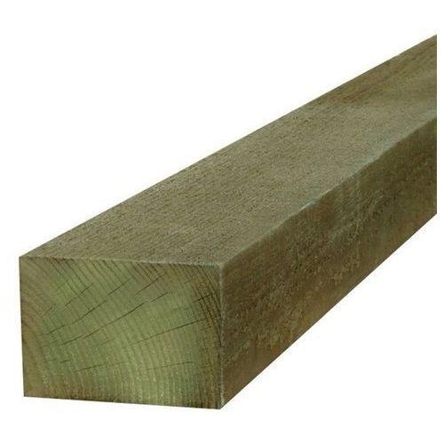 Blooma Legar tarasowy drewniany 2400 x 38 x 62 mm sosna