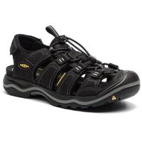 Sandały KEEN - Rialto II 1021371 Black/Gargoyle