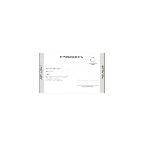 Zwrotne potwierdzenie odbioru / KPA - POSTĘPOWANIE (wzór - 2017)