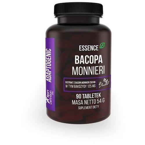 Suplement prozdrowotny SPORT DEFINITION Essence Bacopa Monnieri 90 tab Najlepszy produkt