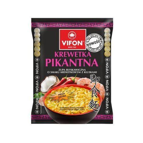Tan viet Zupa błyskawiczna krewetka pikantna o smaku krewetkowym z kluskami 70 g vifon