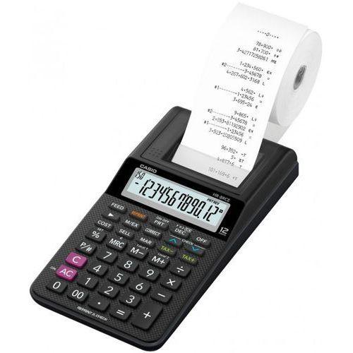 Casio Kalkulator hr-8rce, czarny - autoryzowana dystrybucja - szybka dostawa - tel.(34)366-72-72 - sklep@solokolos.pl (5571895574899)