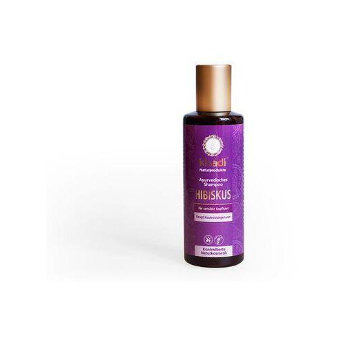 Khadi - DELIKATNY szampon do włosów z HIBISKUSEM I LAWENDĄ (8906026910328)