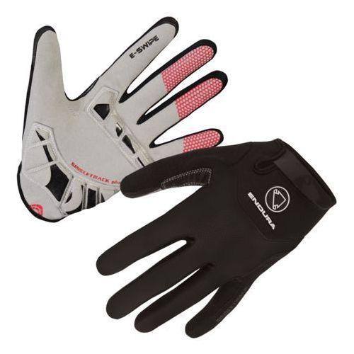 singletrack plus rękawiczka rowerowa czarny xl rękawiczki rowerowe długie marki Endura