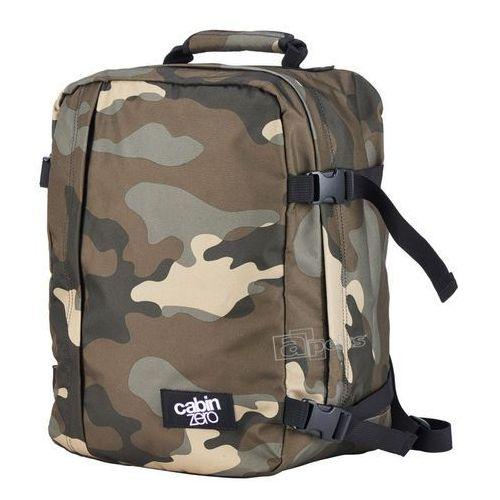 CabinZero Classic 28L torba podróżna podręczna / kabinowa / plecak / Urban Camo - Urban Camo (5060368840286)