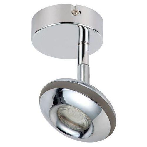 SKIPPER LAMPA KINKIET 1X6W LED COB GŁÓWKA OKRĄGŁA 1E Z PRZEGUBEM KD SYSTEM CHROM