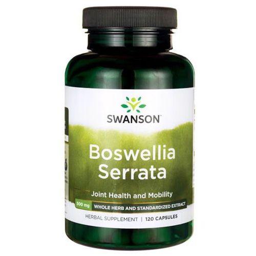 Kapsułki Swanson Boswellia Serrata Extract 200mg - (120 kap)
