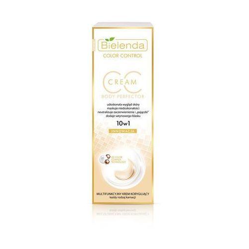 color control body perfector cc krem do ciała o działaniu wygładzającym 175 ml marki Bielenda