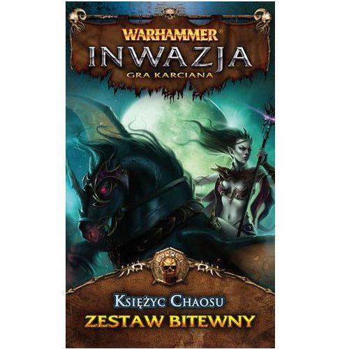 Warhammer inwazja: księżyc chaosu wyprodukowany przez Fantasy flight games