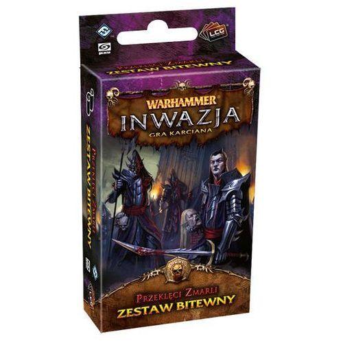 Warhammer Inwazja: Przeklęci Zmarli (9781616613655)