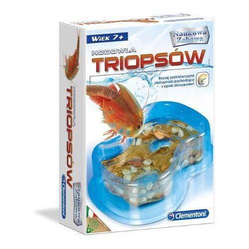 CLEMENTONI Hodowla Triopsów, towar z kategorii: Zabawki kreatywne