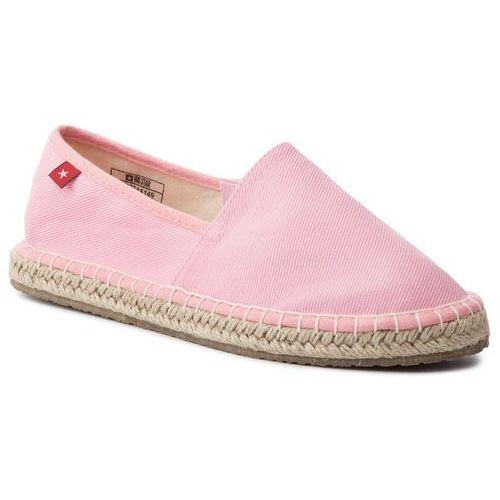 Espadryle BIG STAR - DD274A149 Róż/Pink