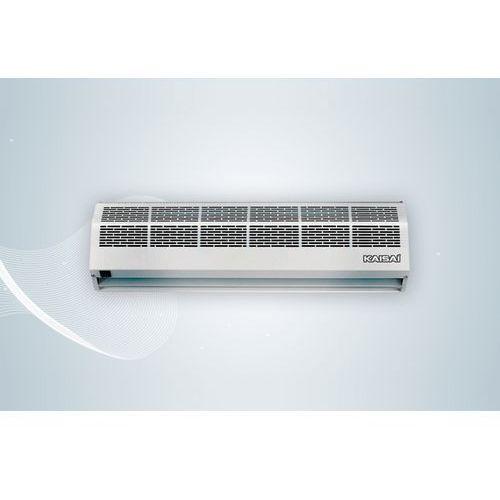 Kurtyna powietrzna silver ag-100h6 z nagrzewnicą elektryczną, do montażu poziomego. marki Kaisai