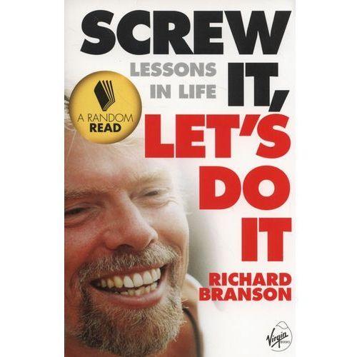 Screw It, Let's Do It (2015)