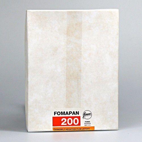 FOMAPAN 200 13x18 cm/50 szt.