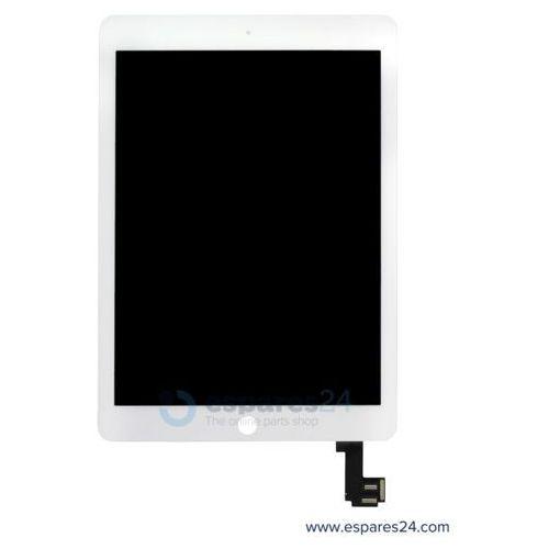 Dotyk ramka lcd wyświetlacz ekran ipad air 2 biały oem a marki Espares24