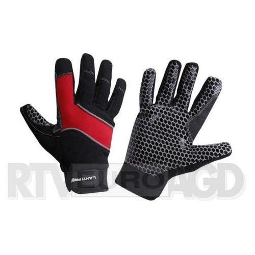 LAHTI PRO Rękawice warsztatowe pokryte silikonem rozmiar 11 /L281111K/