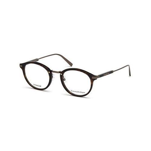 Okulary Korekcyjne Ermenegildo Zegna EZ5064 052 z kategorii Okulary korekcyjne