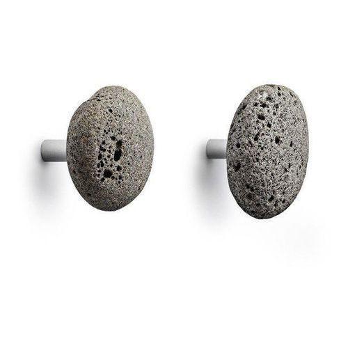 Normann copenhagen 103000 stone hooks, haczyk na ścianę (5707434054290)