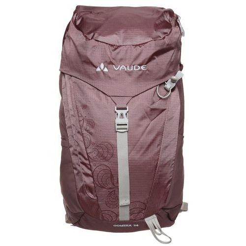 Damski plecak turystyczny gomera 24 - wrzosowy marki Vaude