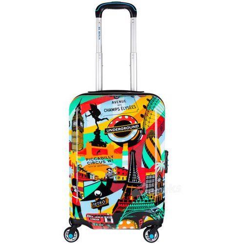 BG Berlin LOBO mała walizka kabinowa na 4 kółkach / Europe Style - Europe Style (6906053048133)