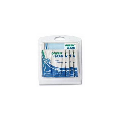 Green Clean zestaw optyki - ściereczka mokra i sucha 10 szt. (9003308770102)
