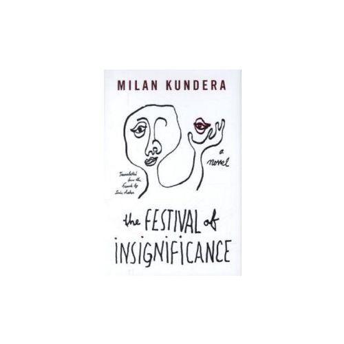 The Festival of Insignificance. Das Fest der Bedeutungslosigkeit, englische Ausgabe (9780062356895)