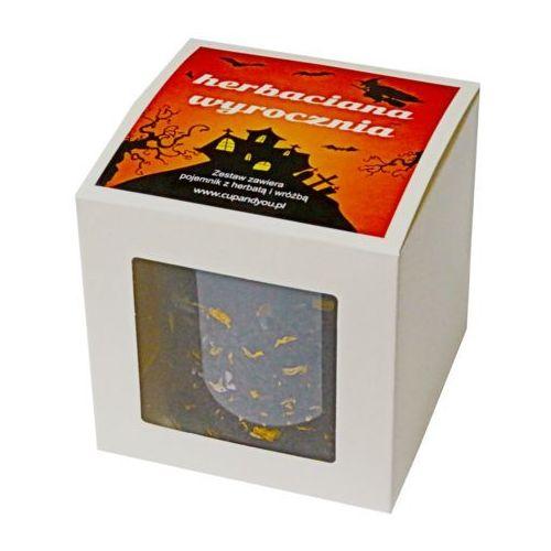 Herbata herbaciana wyrocznia 120g - prezent podarunek z wysokiej jakości herbatą